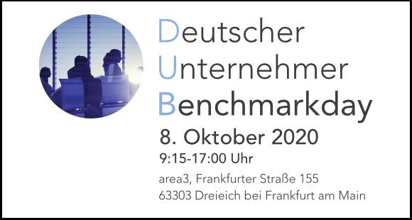 Deutscher Unternehmer Benchmarkday 2020